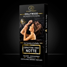 Cerottini Viso Hollywood Wonder Stickers LR Wonder Company, Cerottini