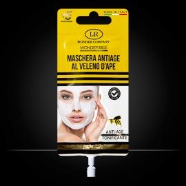 Wonder Bee maschera viso antiage antirughe LR Wonder Company, anti-age