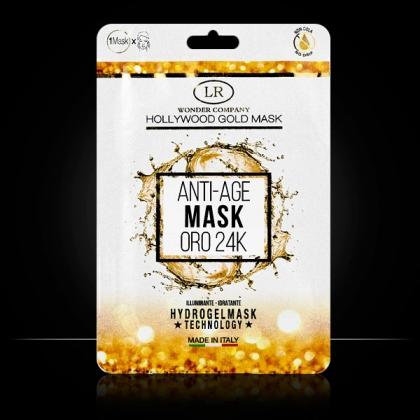 Hollywood Gold Mask