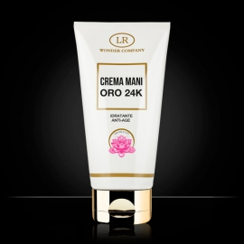 Hollywood crema Mani 24k LR Wonder Company, Oro 24kt