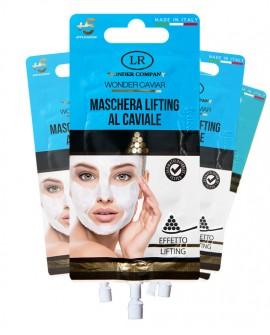 Wonder Caviar maschera viso antiage antirughe LR Wonder Company
