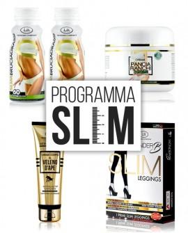 Programma Slim, completo in 60 giorni per dimagrimento localizzato