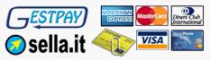 Pagamenti sicuri Paypal, carta di credito, bonifico, shop internet online ufficiale lr wonder company