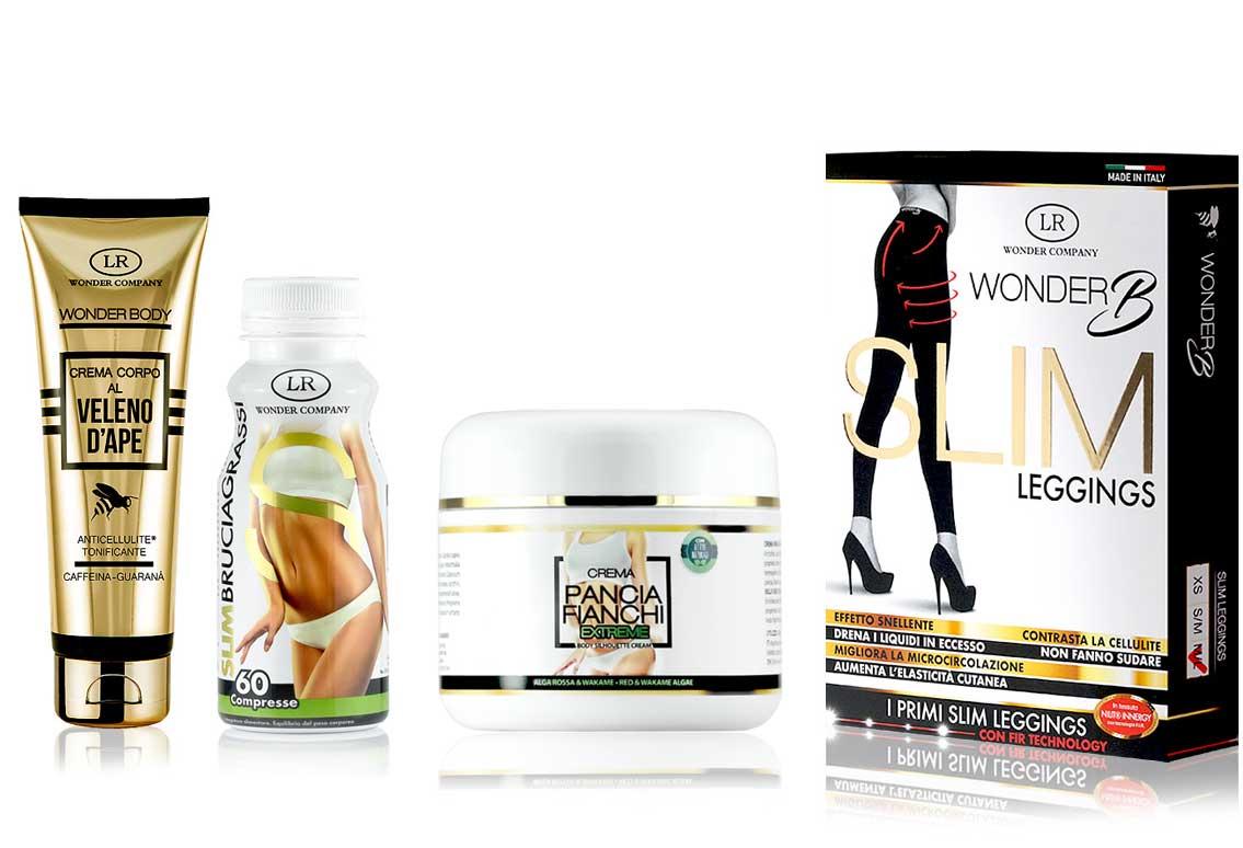 LR Wonder Company opinioni recensioni prezzi prodotti acquistare in rete