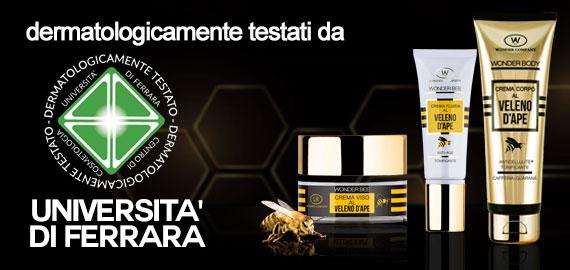 Creme e cosmetici al veleno di ape lr wonder