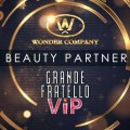 LR Wonder partner Grande Fratello VIP 4